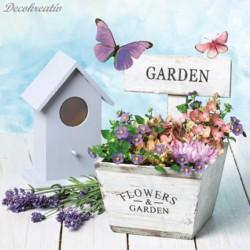 Servítka 33x33 cm Garden &...