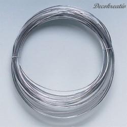Drôt strieborný 1 mm x 4 m