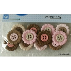 Gombíky Harmony