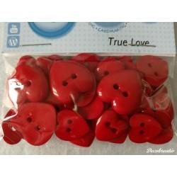Gombíky True Love