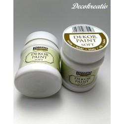Dekor Paint Soft 230 ml, biela