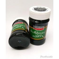 Tabuľová farba 100 ml, čierna