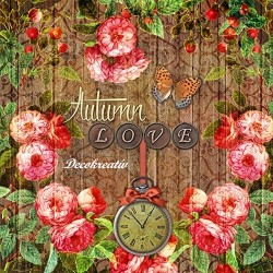 Servítka 33x33 cm Autumn...