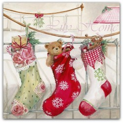 Servítka 33x33 cm Christmas...