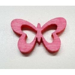 Drevené výrezy motýliky -...