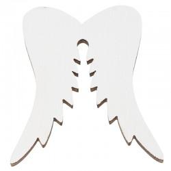Anjelske krídla - biela, 5...