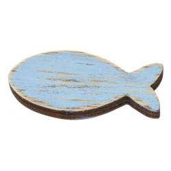 Drevený výrez 5 ks - rybka...