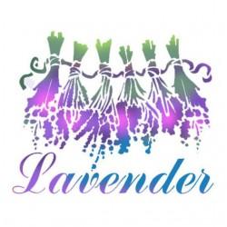 Šablóna A4 - Lavender,...