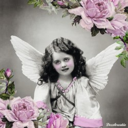 Servítka 33x33 cm Angel and...