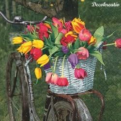 Servítka 33x33 cm Tulip...