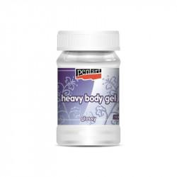 Heavy body gel 100 ml, lesklý