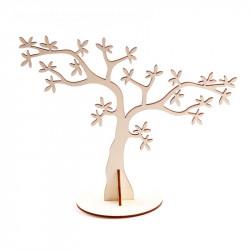 Stojan na bižutériu - strom1