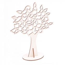 Stojan na bižutériu - strom2