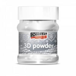 3D púder - jemný, 230 ml
