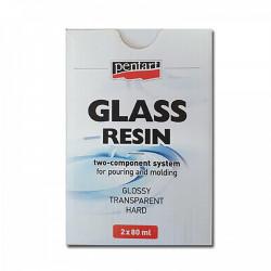 Živica sklenená, 2 x 80 ml