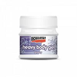 Heavy body gel 50 ml, lesklý