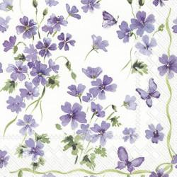 Servítka 25 x 25 cm Purple...