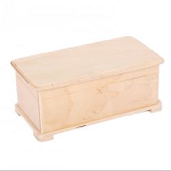 Drevená krabica na...