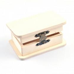Krabička mini drevená s...