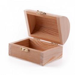 Truhlička drevená, 10 x 6,5...