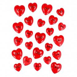 Gombíky True Love -...
